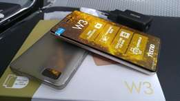 Tecno w3 Brand new and sealed in a shop, Original with warranty