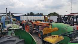 Assorted Tractors for Sale from R22,000