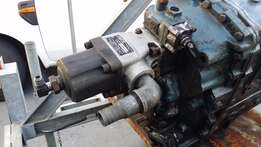 ZF16S190 Gearbox complete for sale