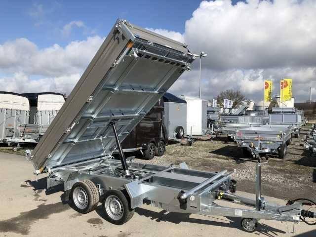 Humbaur HTK 3000.31 Stahl, E P Kipper