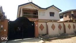 A Tastefully Decent 3 bedroom flat at lowa ikorodu
