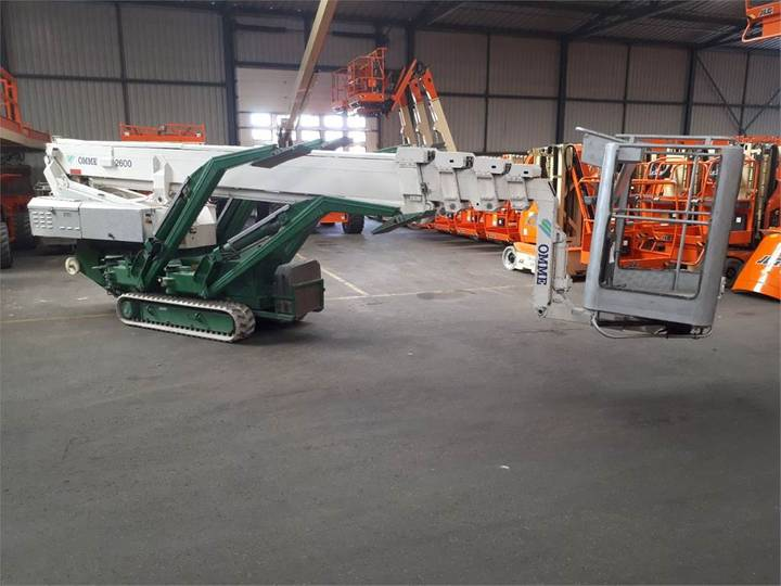 Omme Lift 2600rbd - 2008