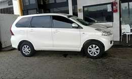 Toyota avanza 7 seater car very neat