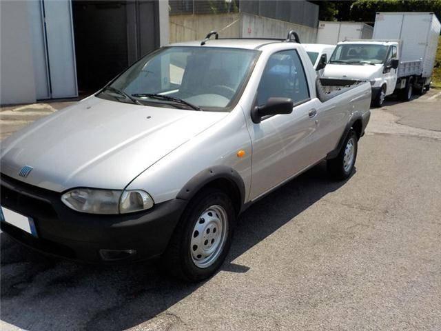 Fiat Strada 1900td - 2001