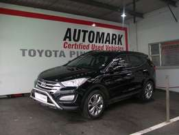 Never get tired of driving in this,2013 HYUNDAI SANTA FE R2.2 AWD ELIT