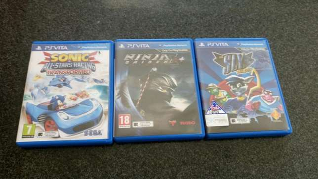 Ps vita games for sale or swap Chatsworth - image 1