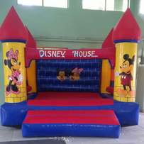 Bouncing castles for rent