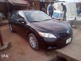Lagos Cleared Tokunbo '08 Toyota Camry at #2,550,000/Neg.