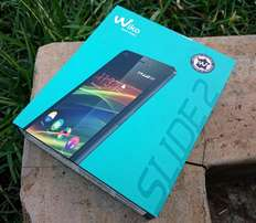 Wiko Slide 2. Brand New, Sealed & Boxed. Instant & Free Delivery