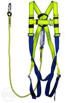 fall protective-stock absorber lanyard
