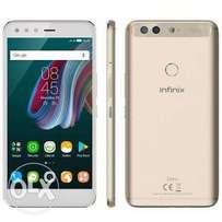 Infinix zero 5 in a perfect working condition no scratch and still new