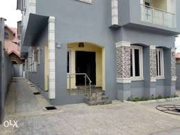 Brand New fully Detached 4 bedroom Duplex 4 sale at Magodo Scheme II