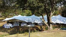 Stretch Tents and Decor for Hire