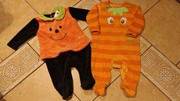 a69594c9edd6d7 Strój , kostium, przebranie dynia Halloween 3-6 m. też nowe
