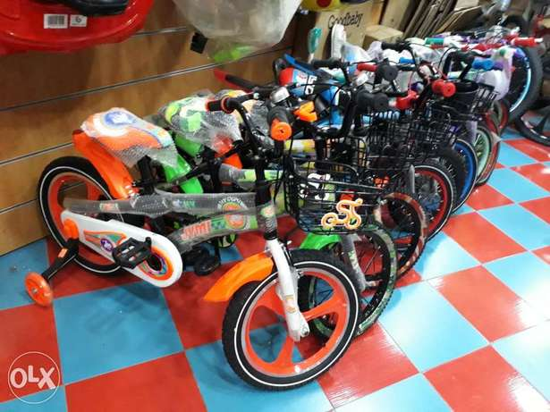 "16"" cycle for kids all model available and good quality now offer"