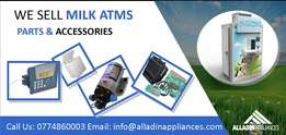Milk atm parts and accessories