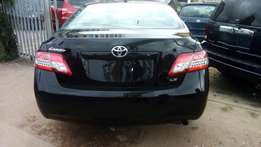Super clean Toyota Camry 2011 model Lagos cleared duty fully paid
