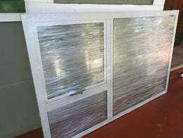 Window Aluminium Top Hung 1 vent