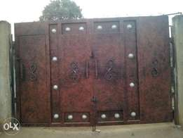 A New and Very Strong Iron Gate for Sale at a very cheap price.