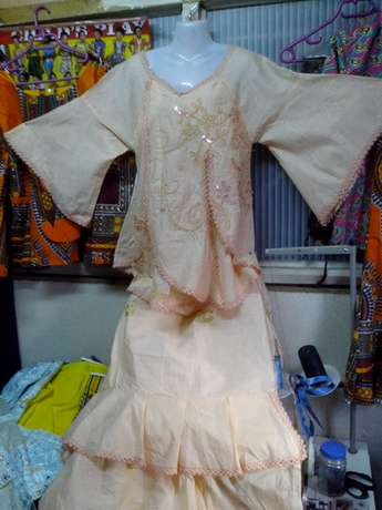 Ready-made ladies embroidered outfits from West Africa Nairobi CBD - image 7