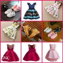 Children shoe n cloth