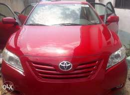 Direct Tokunbo 2007 Toyota Camry
