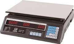 Digital Price computing scale 40kg with dual LED displays. Brand new