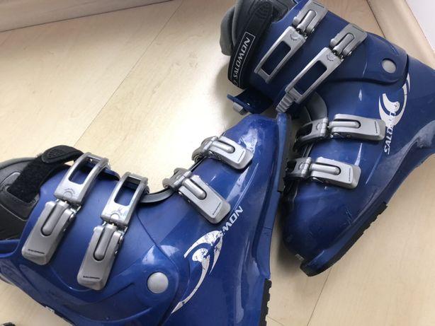 Buty narciarskie SALOMON Sensifit niebieskie Dąbrowa