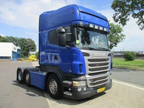 Scania R440 LA 6X2/4 MNA AdBlue Euro6 - 2012 - image 2