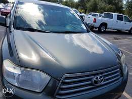 Very Clean 2008 Toyota Highlander Leather