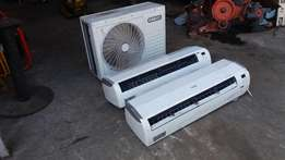 Split Air Conditioner Out Unit (Model No: TAC-24CHS/BQ)
