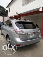 2 Months Reg 2010 Model Lexus Rx350 Full Optioned Up 4Sale