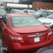 Toyota Camry 2008 LE. Direct tokunbo