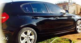 BMW 118i Facelift very neat