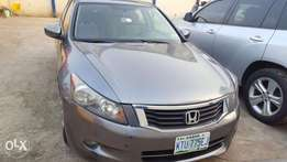 Honda accord 2009 for sale 7months used