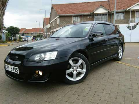 Subaru legacy non turbo very clean at 795neg trade in accepted Madaraka - image 1