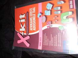 X-Kit Grade 11 and 12 Afrikaans Book