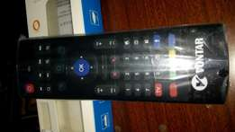 Intelligent learning Air mouse/remote
