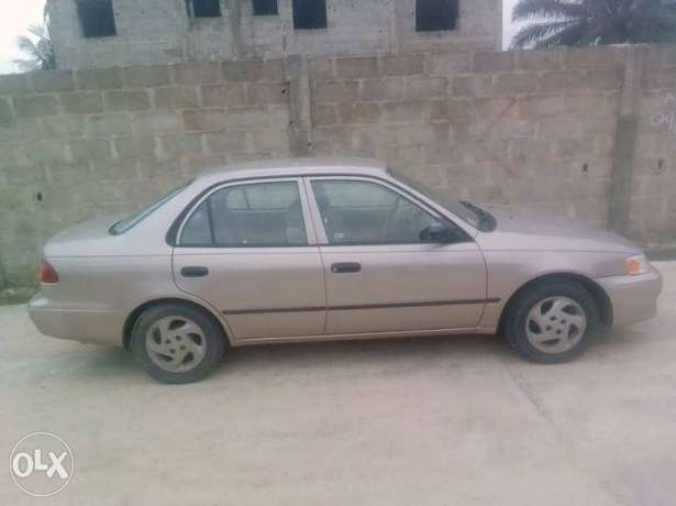 Tincan Cleared 2001 Toyota Corolla CE (gold color) Port Harcourt - image 8
