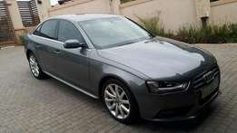 Audi A4 1.8T SE Multitronic for sale
