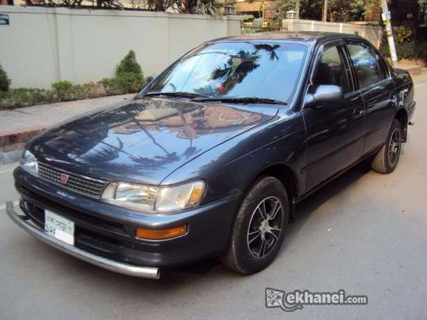 Clean Toyota Corolla 100 Se Limited Mombasa Island - image 2