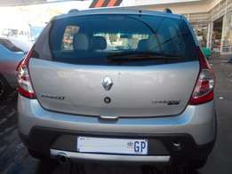 2012 Renault Sandero StepAway SUV 76,000 km 1.6 Manual Gear, Cloth Uph