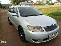 Toyota Fielder For Sale (2005)