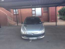 Peugeot 206, perfect conditions. Roadworthy just passed.