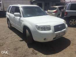 Subaru Forester (trade in accepted)