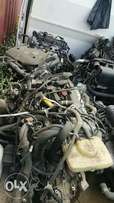 Peugeot 205 Engine with manual gearbox ex uk