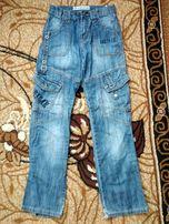 Летние джинсы Varxdar на изящного подростка Размер  25 2fd13e57ee429
