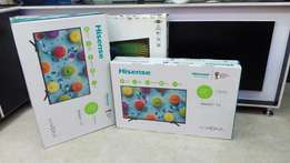 32 inches hisense led digital statelite smart tv