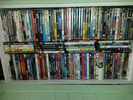Dvd's - movies and series