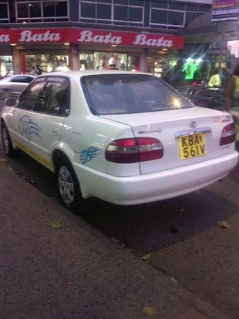 Toyota 110 manual,super clean and accident free Nairobi CBD - image 1
